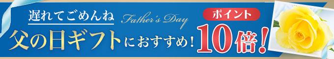 父の日ギフトにおすすめ!