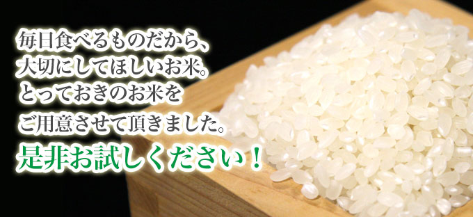 お米 3種セット 食べ比べ