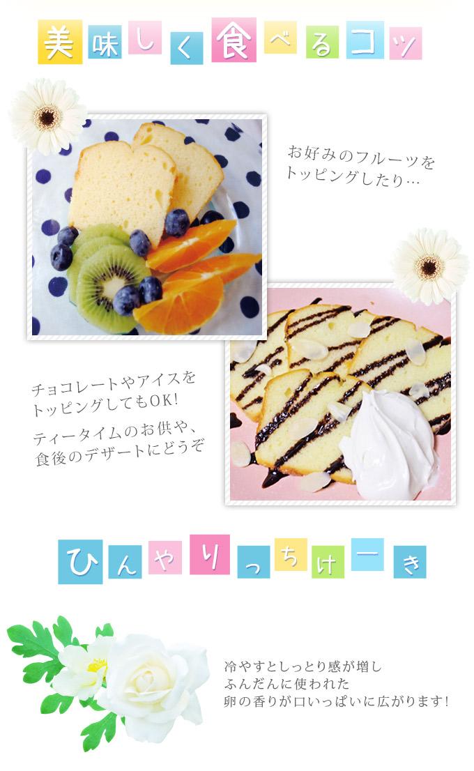 リッチケーキ1本